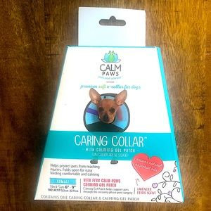 Calm Paws Caring Collar for Small Dogs ❤️